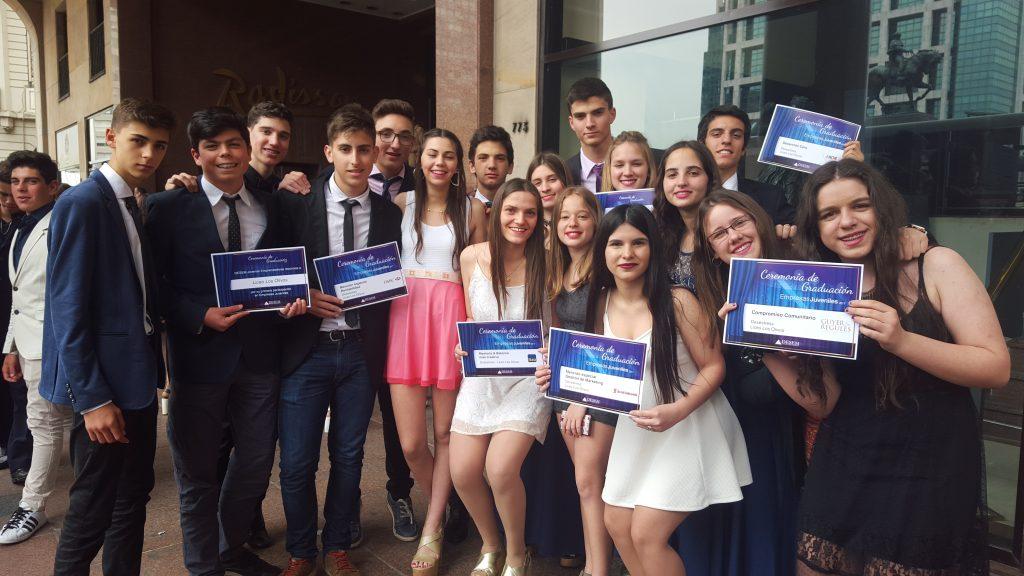 Graduación Desem