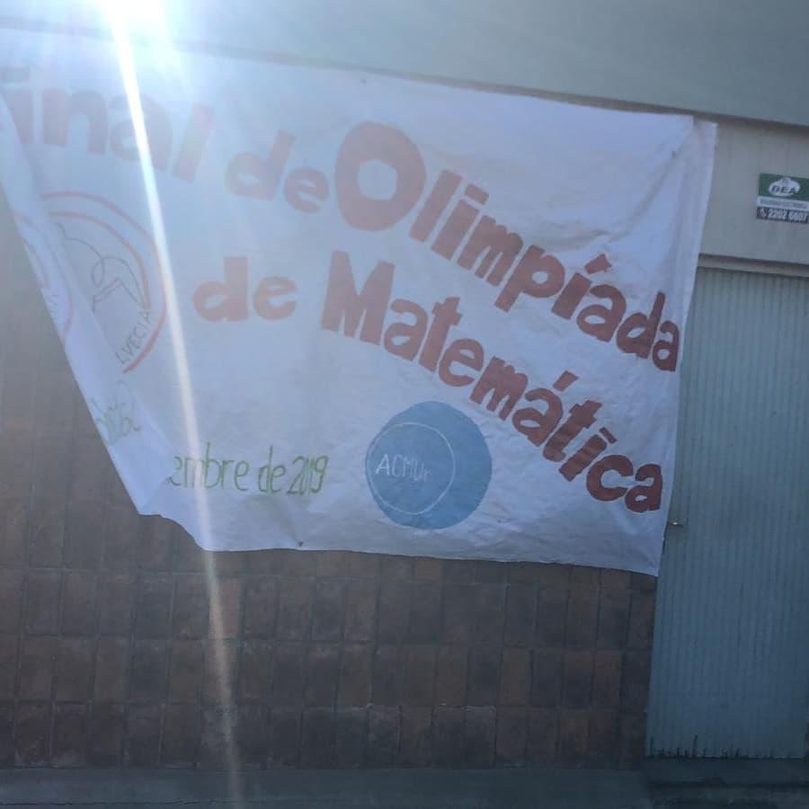 Final de las Olimpíadas Nacionales de Matemáticas
